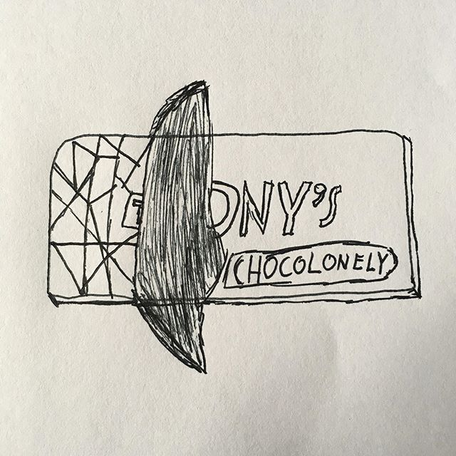 10 year old freedom fighter #fanart #chocolate #tonyschocolonely @tonyschocolonely_uk