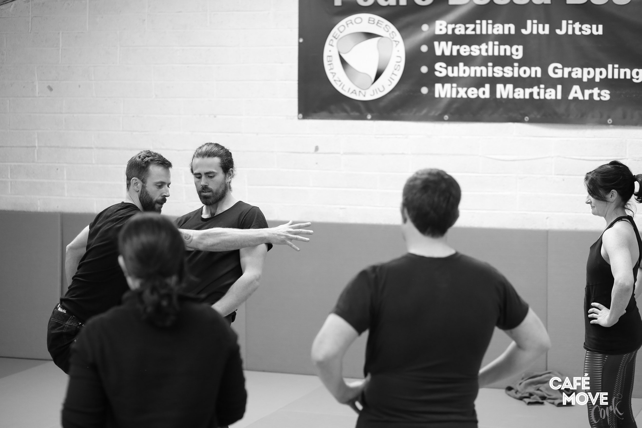 Fluidity of Movement Workshop with Robbie O'Driscoll