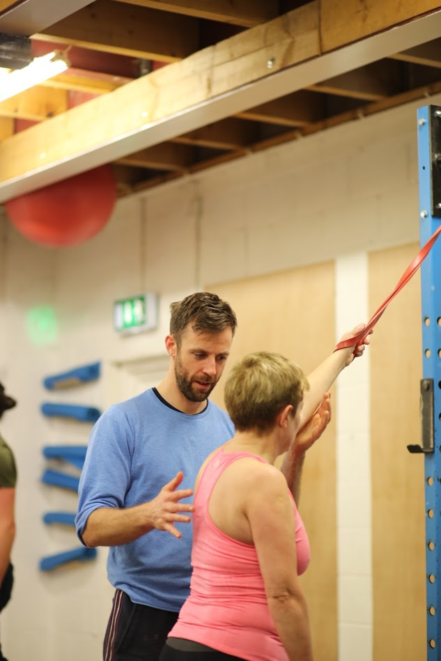 Personal Training - Work with a personal trainer to set challenging fitness goals and achieve them step by step.