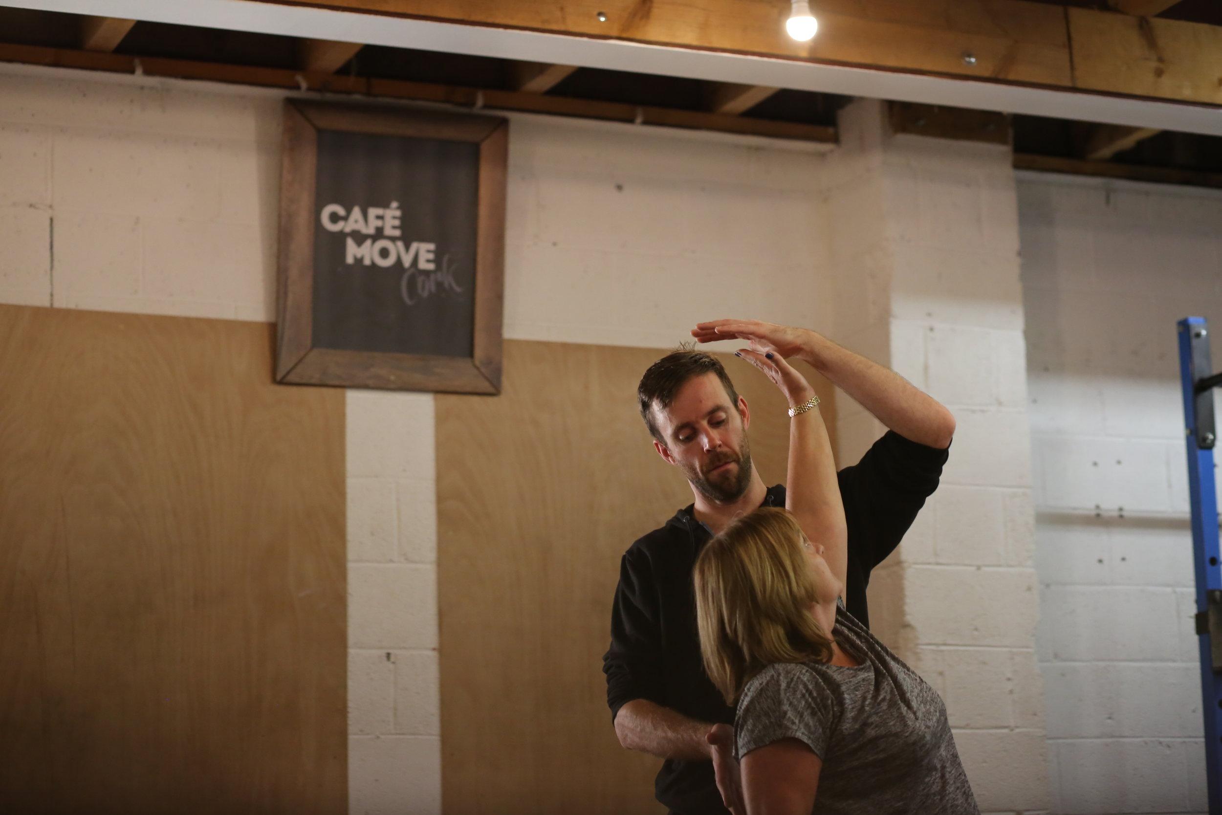 ladies who move -