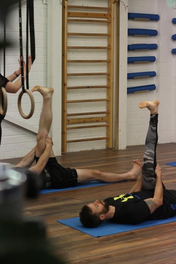 Yoga and movement -