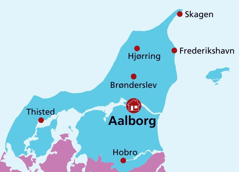 Socialafdelingen ved Det Grønlandske Hus i Aalborg yder støtte til personer med relation til Grønland, der opholder sig i Nordjylland.