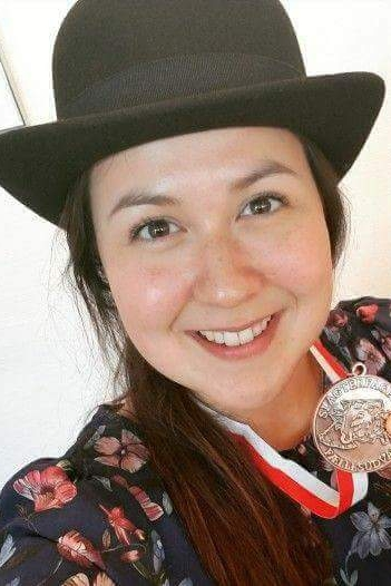 Laura Maj Petersen Slagter fra TECHCOLLEGE Aalborg og bestået med en bronzemedalje.