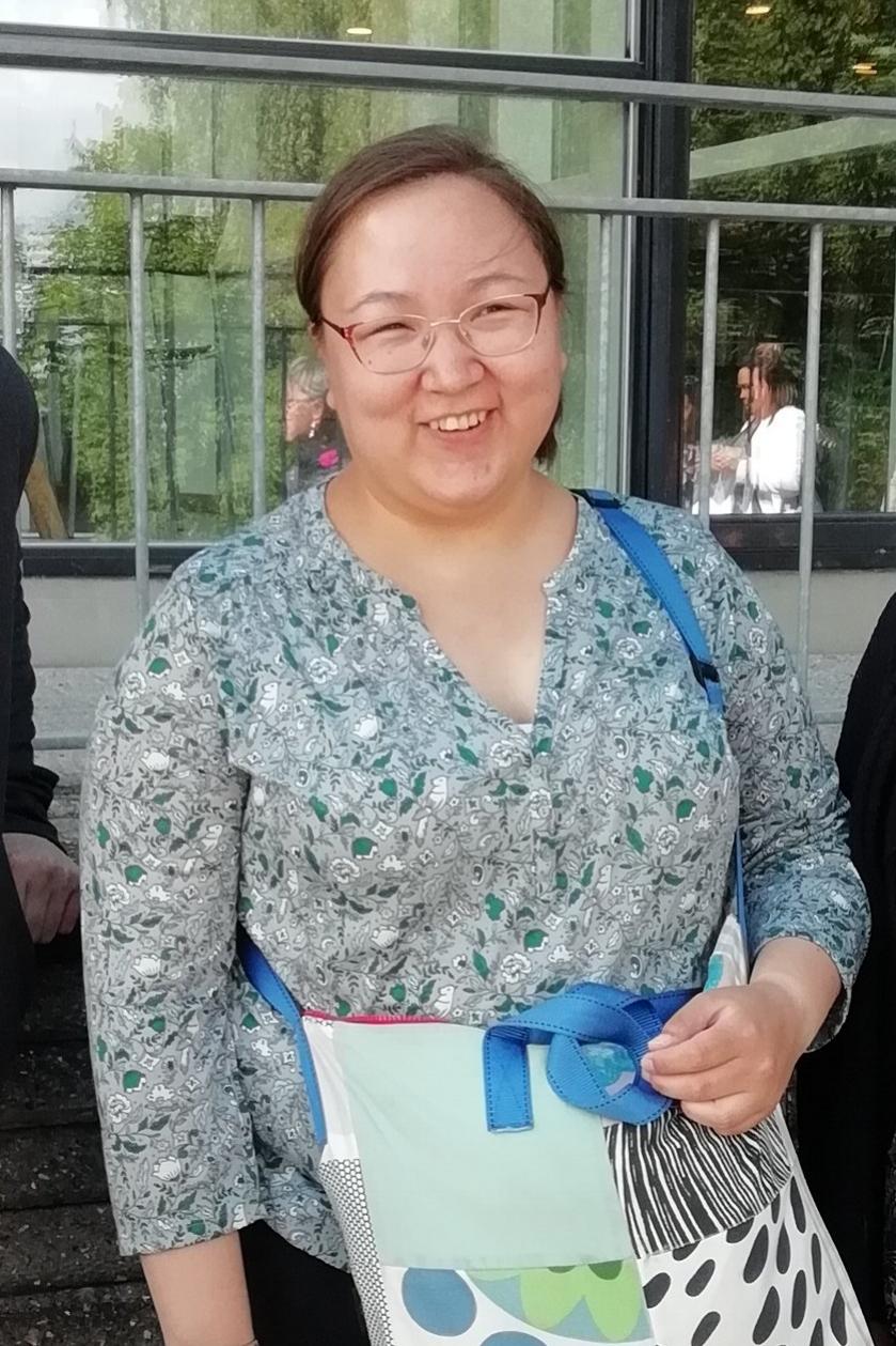 Naja Olsen Financial Controller AK fra University College Nordjylland