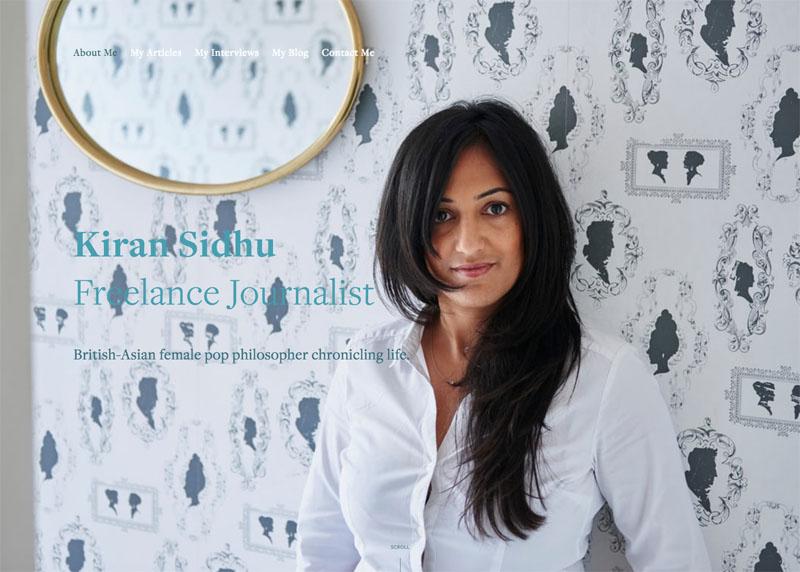 Kiran Sidhu Journalist