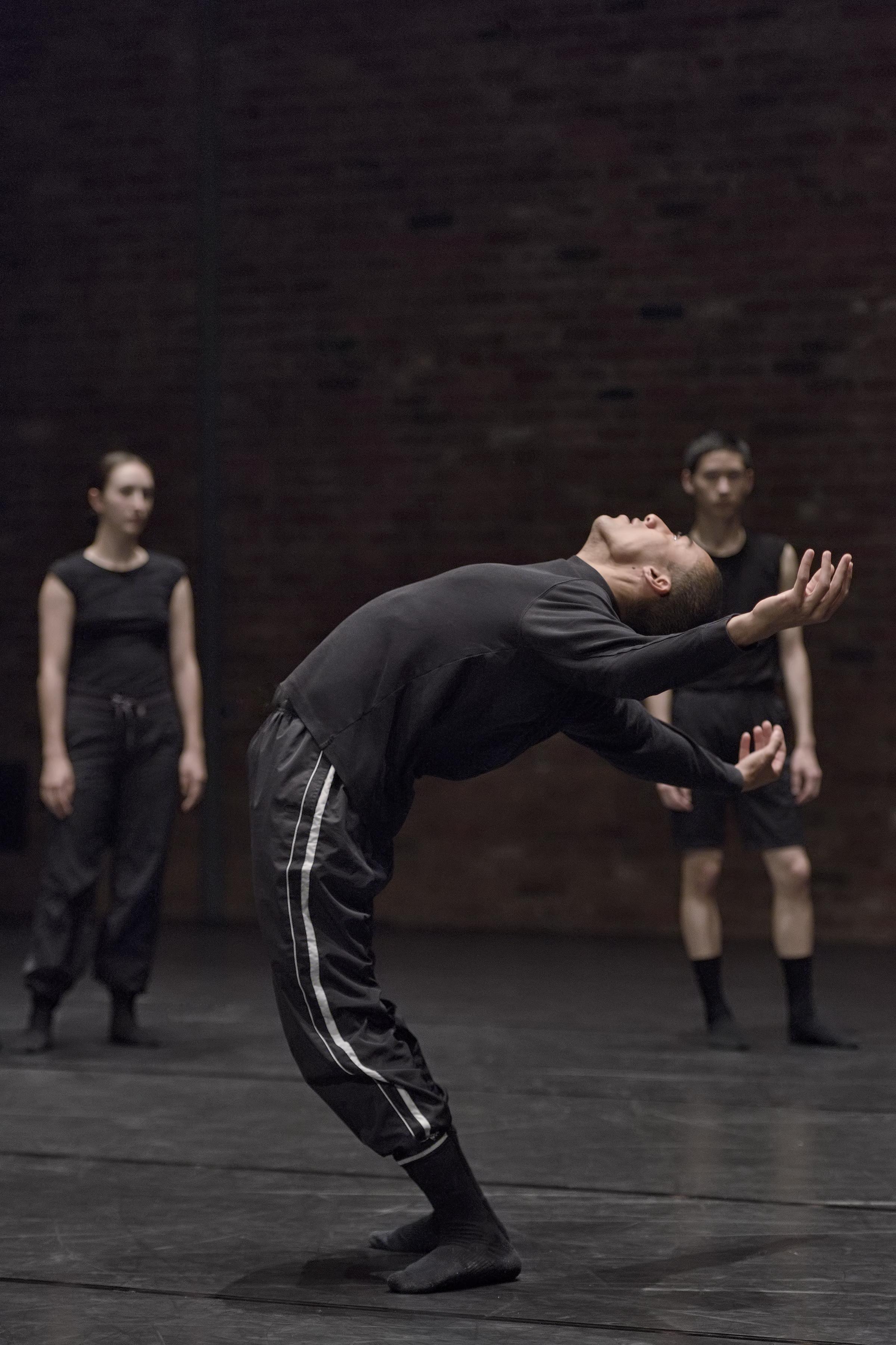 Photography by Michael Slobodian of dancer Morgan Bobrow-Williams for 'big kid'