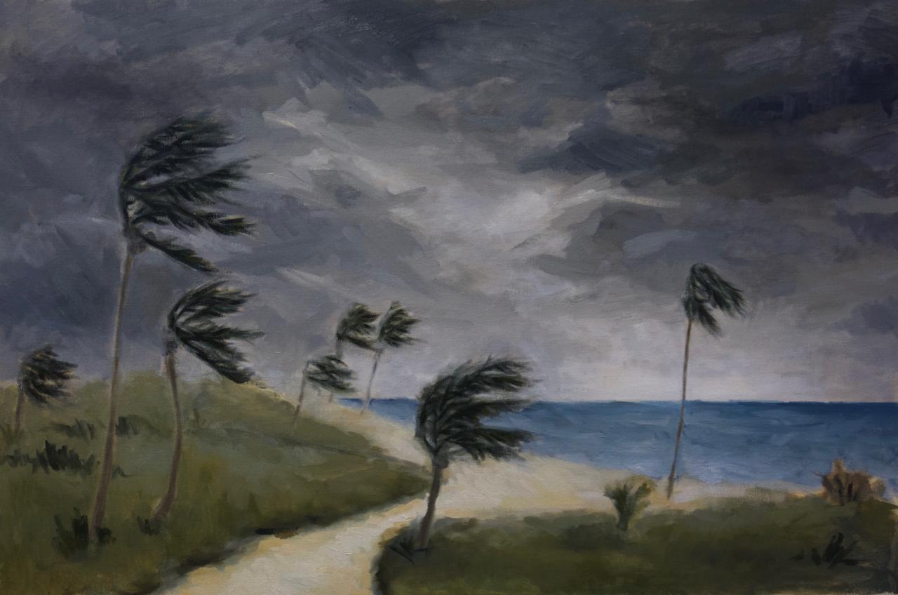 Hurricane, Eleuthera