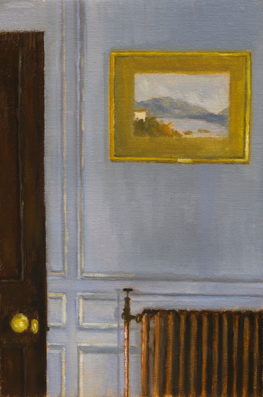 Interior with R.H Manning