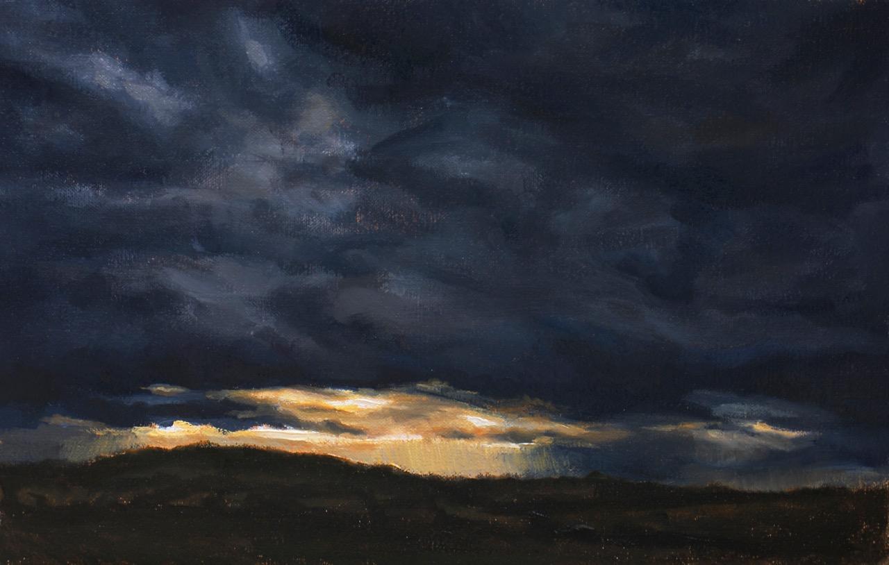 Light Through a Summer Storm