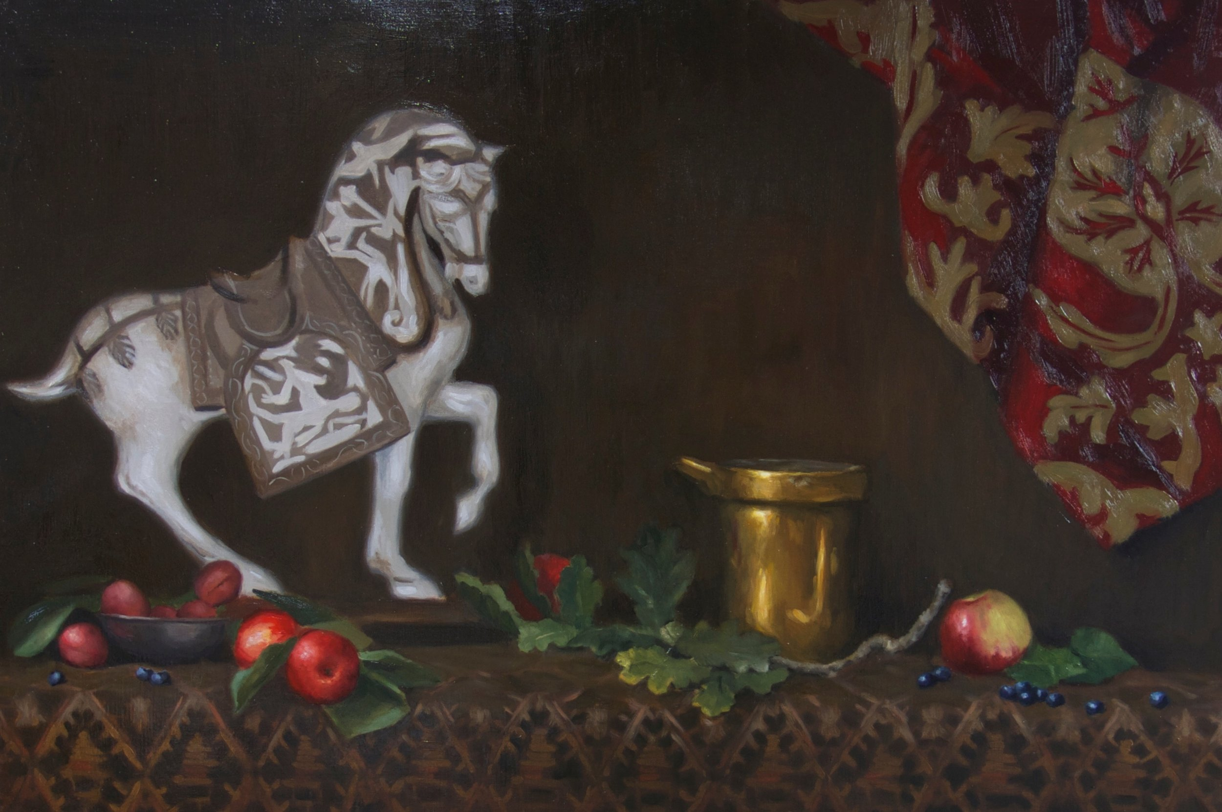 Still Life with Horse