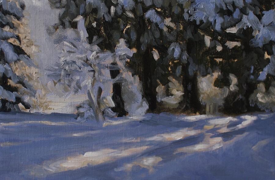 Light on Snow