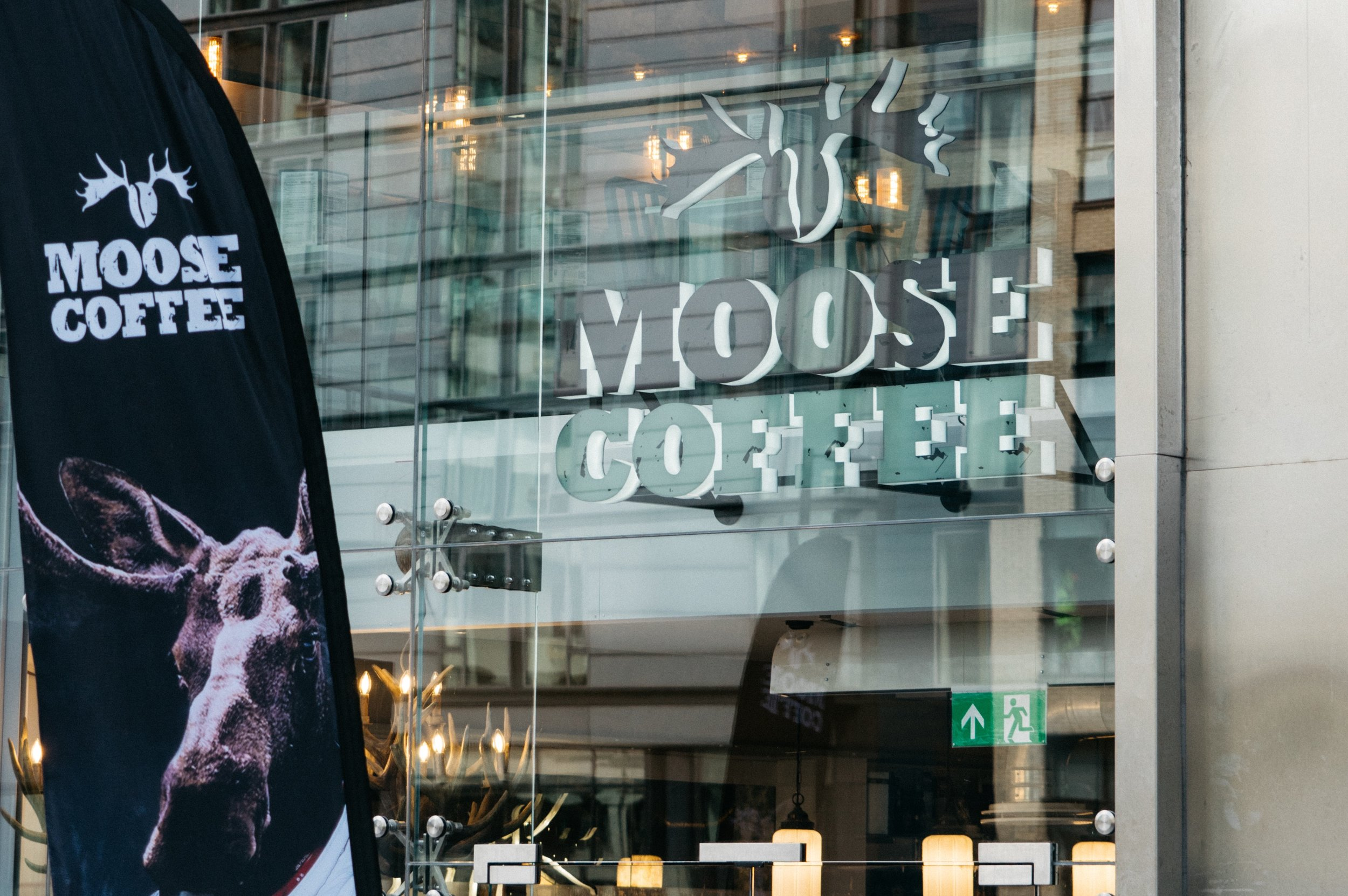 Locations Moose Coffee