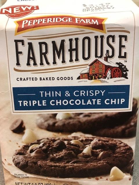 Pepperidge Farm Farmhouse Thin & Crispy Cookies