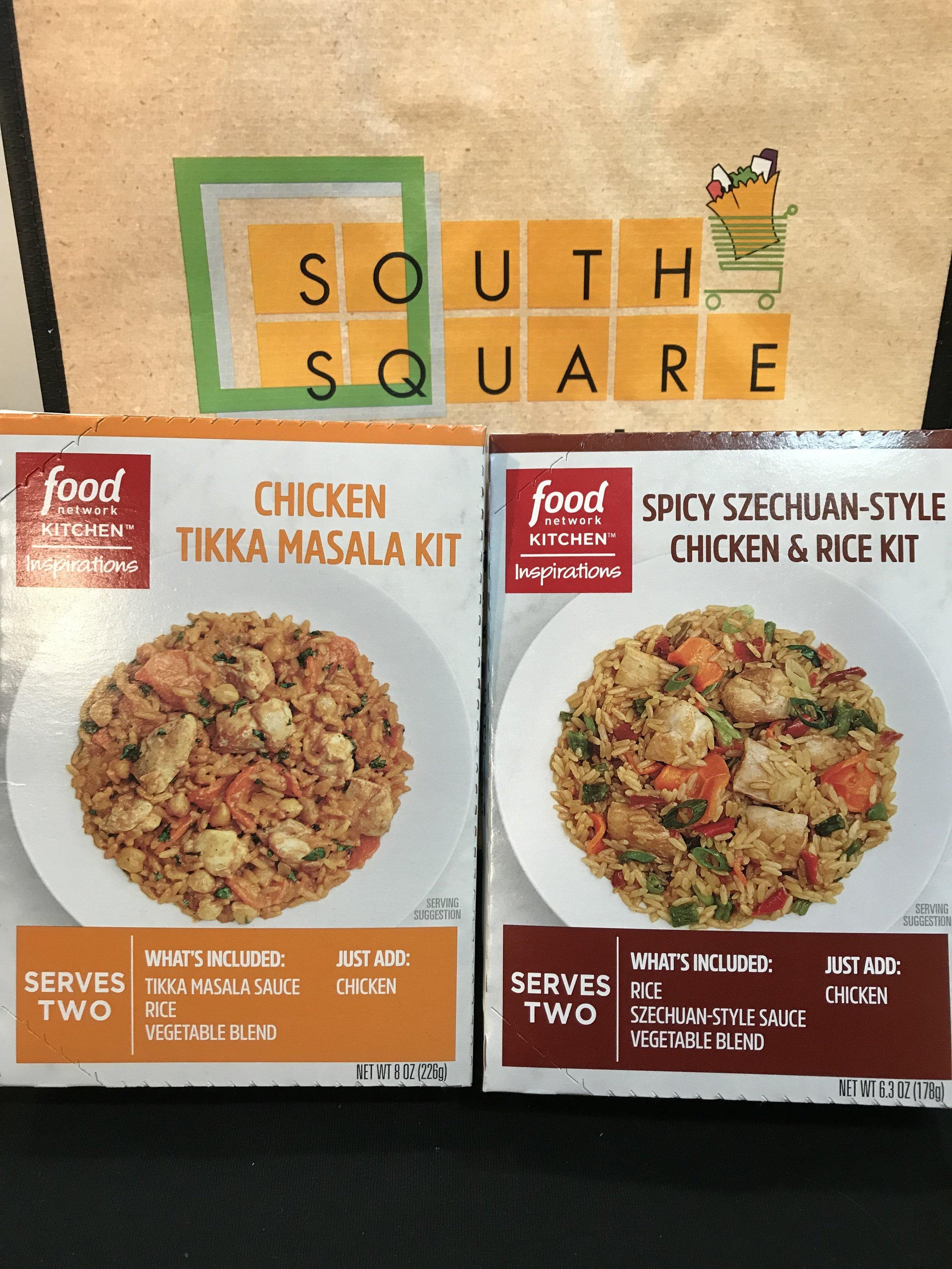 Food Network Kitchen Inspiration Kits