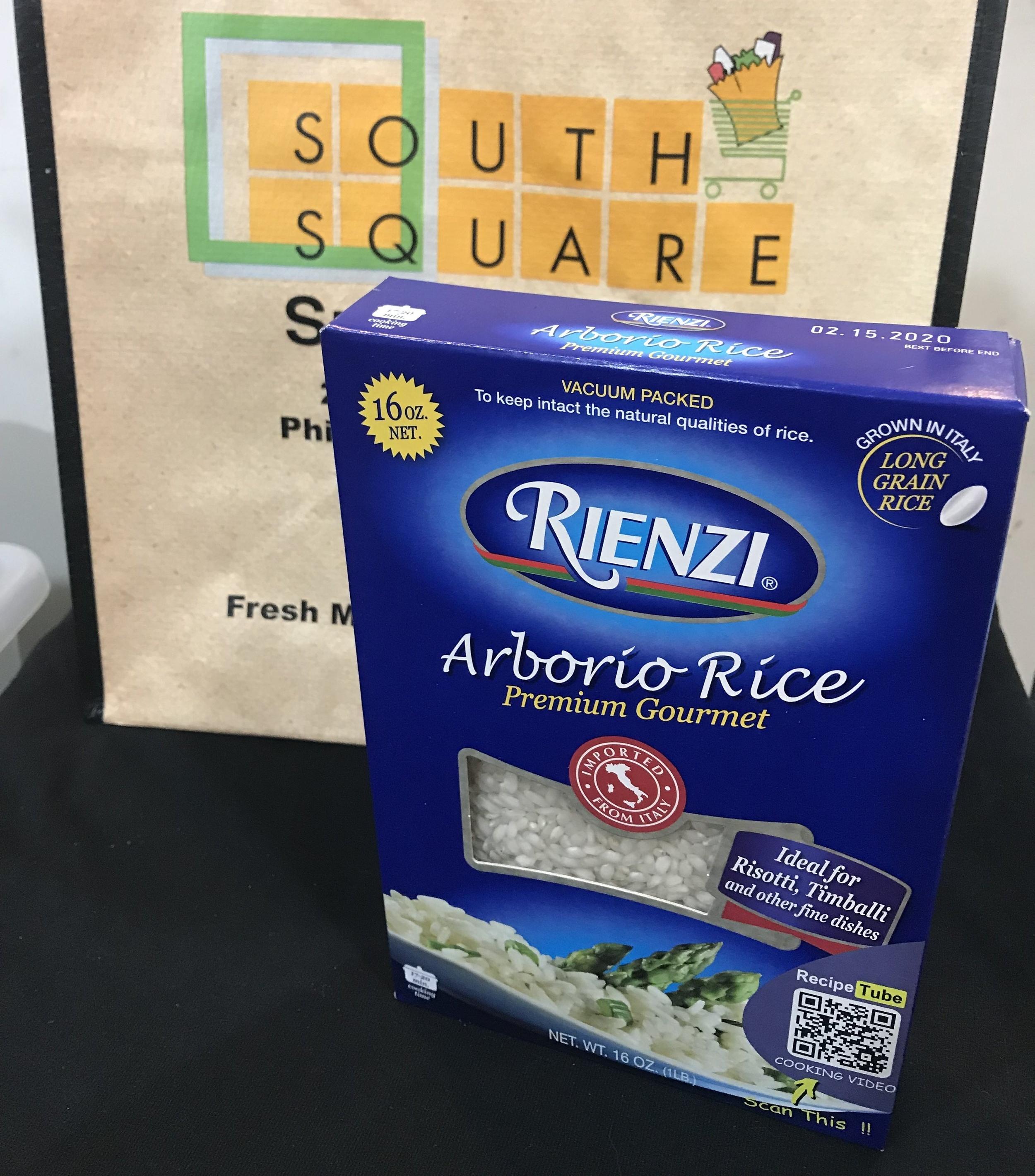 Rienzi Arborio Rice