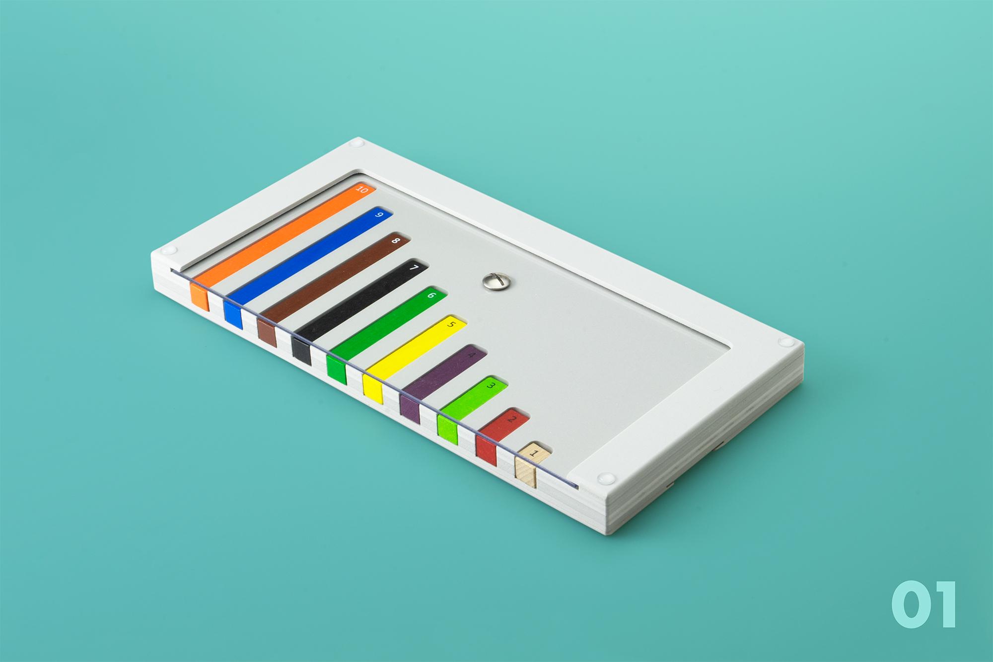Minus-Box - Die Minus-Box eignet sich zur Einführung der Subtraktion im Zahlenraum bis 10. Das Kind erfährt exemplarisch, dass eine Minus-Aufgabe im grossen Unterschied zu einer Plus-Aufgabe keine Umkehrrechnung ermöglicht.CHF 105.– mit Anleitung