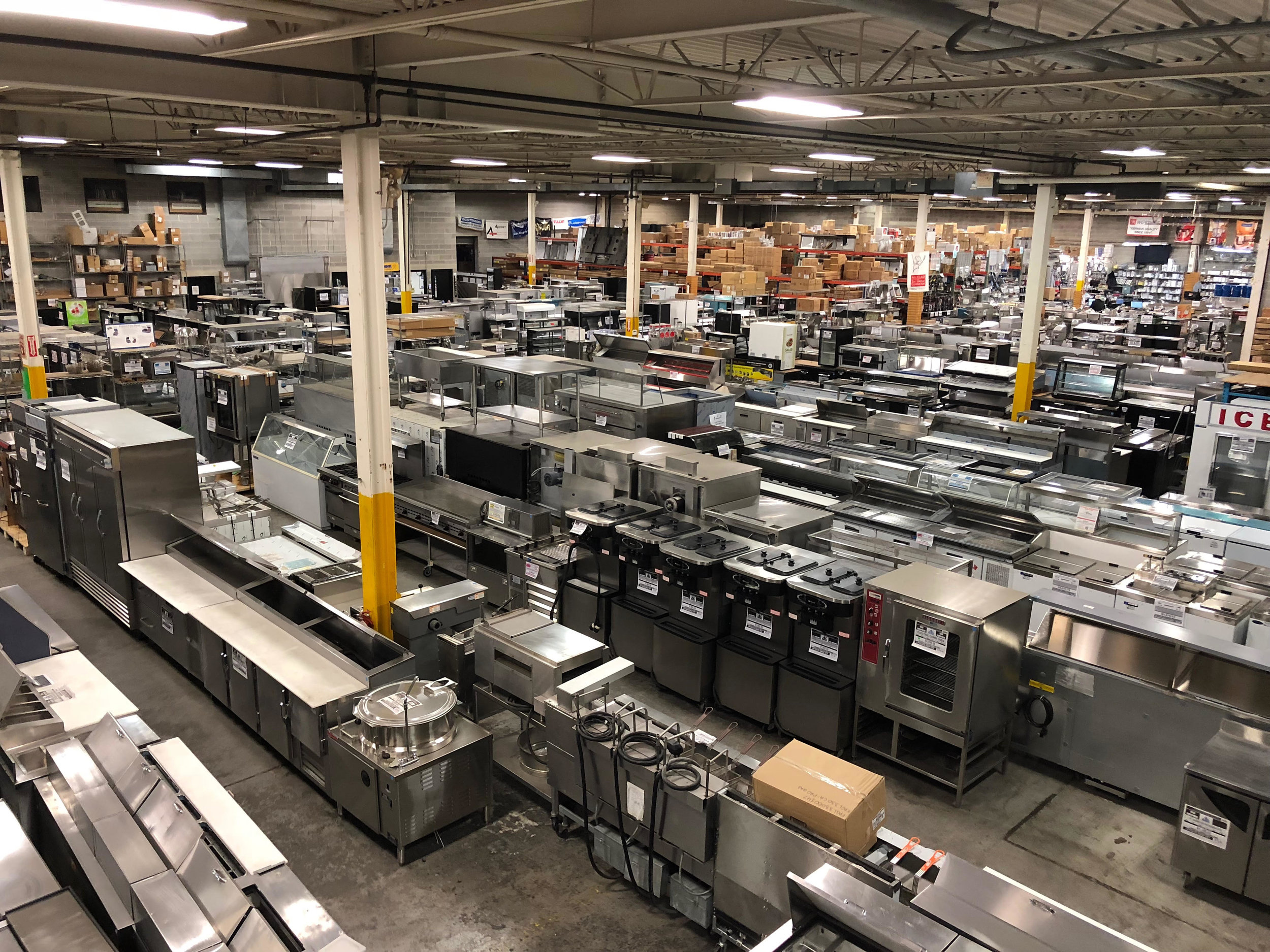 Restaurant City Warehouse | Waterbury, CT | The Original