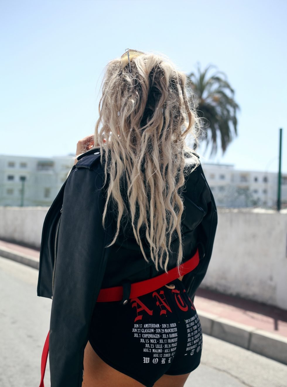 Dreadlocks - and pure dopeness / Fanny Lyckmann