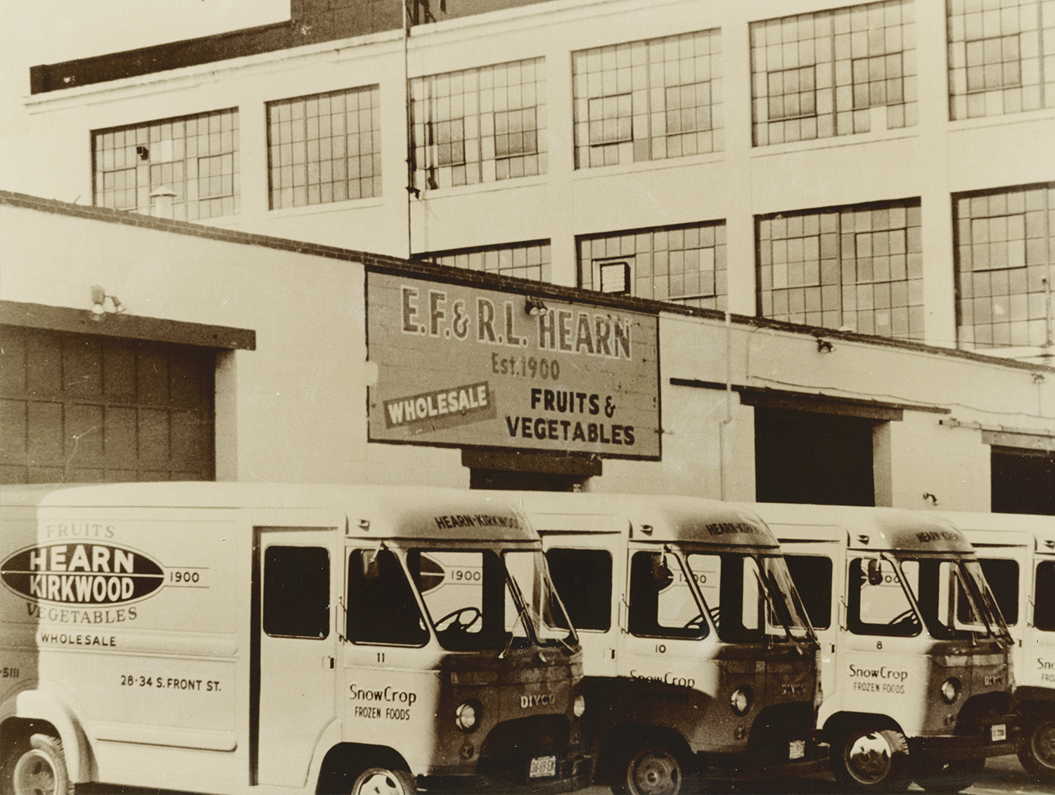History - Our doors first opened in April 1946. From the beginning, we have been dedicated to providing our customers with the freshest produce and most innovative products. What began as a downtown storefront in the heart of Baltimore City has grown into 110,000 square feet of space between two facilities. Our newest building is a 70,000 square foot state of the art production facility for our Prime Cuts and Food Unlimited divisions.