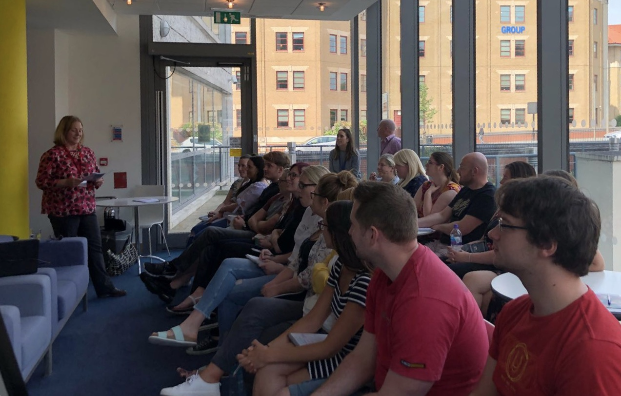 Lisa delivered an excellent talk to our staff on mindful eating and explained the myths surrounding diets and why they don't work! It was a very enjoyable and insightful talk and generated some good discussions. - Sarah Sandercott, Learning & Development Director, Curtis Banks