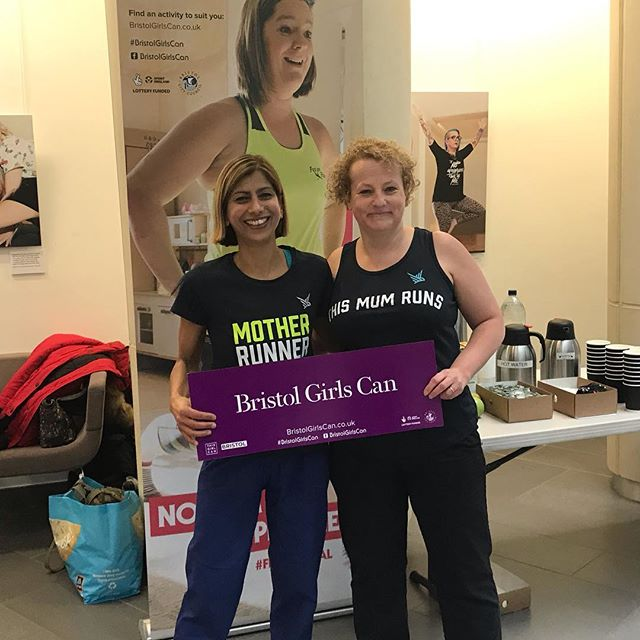 What better way to celebrate #iwd2019 than attending the launch of #BristolGirlsCan new campaign to get pregnant women and mums active? So happy to see the amazing images which will be featured on the walls of St Michaels Hospital and meet the inspiring women in the photos.  #thisgirlcan #bristolgirlscan #exerciseistherapy #exercisetofeelgood #mindfulmovement #changeyourmindsetchangeyourlife