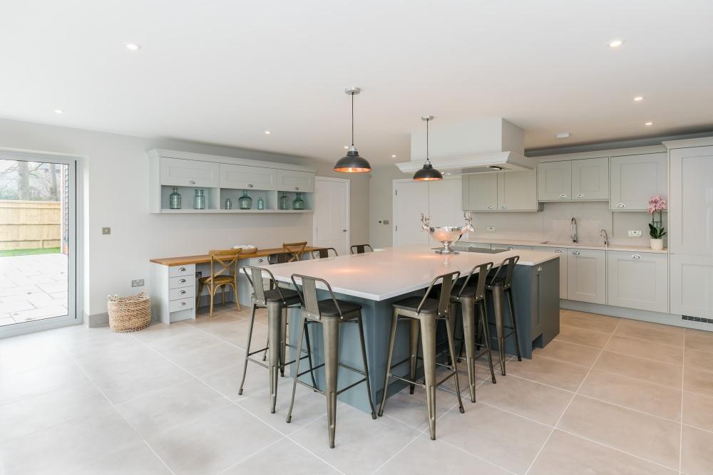 Breedon House – kitchen