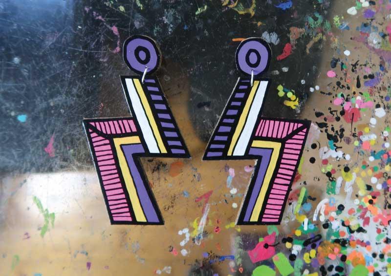 20171817 Bolt - Purple