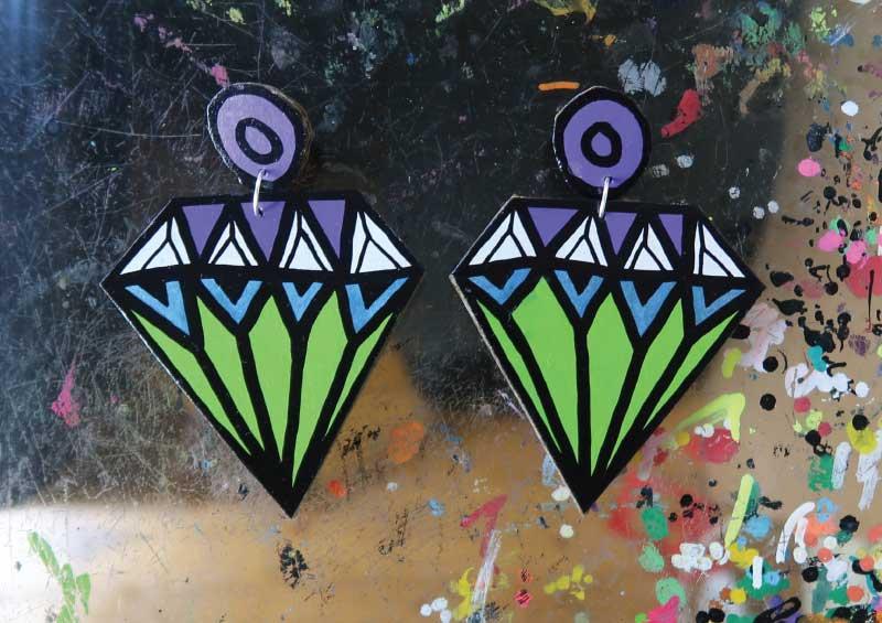 20171826 Diamond - Purple