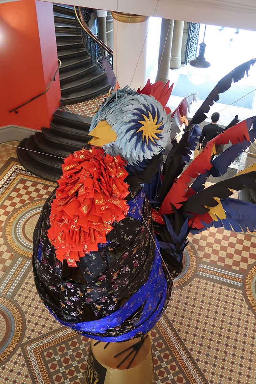 QVB ROOSTER -