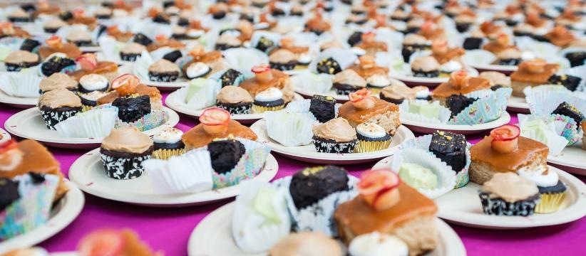 Toronto is having a vegan bake off this week, looking for taste testers - Narcity, 3.5.2018