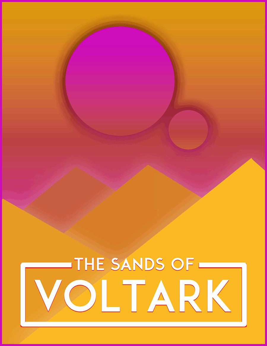 The Sands of Voltark -