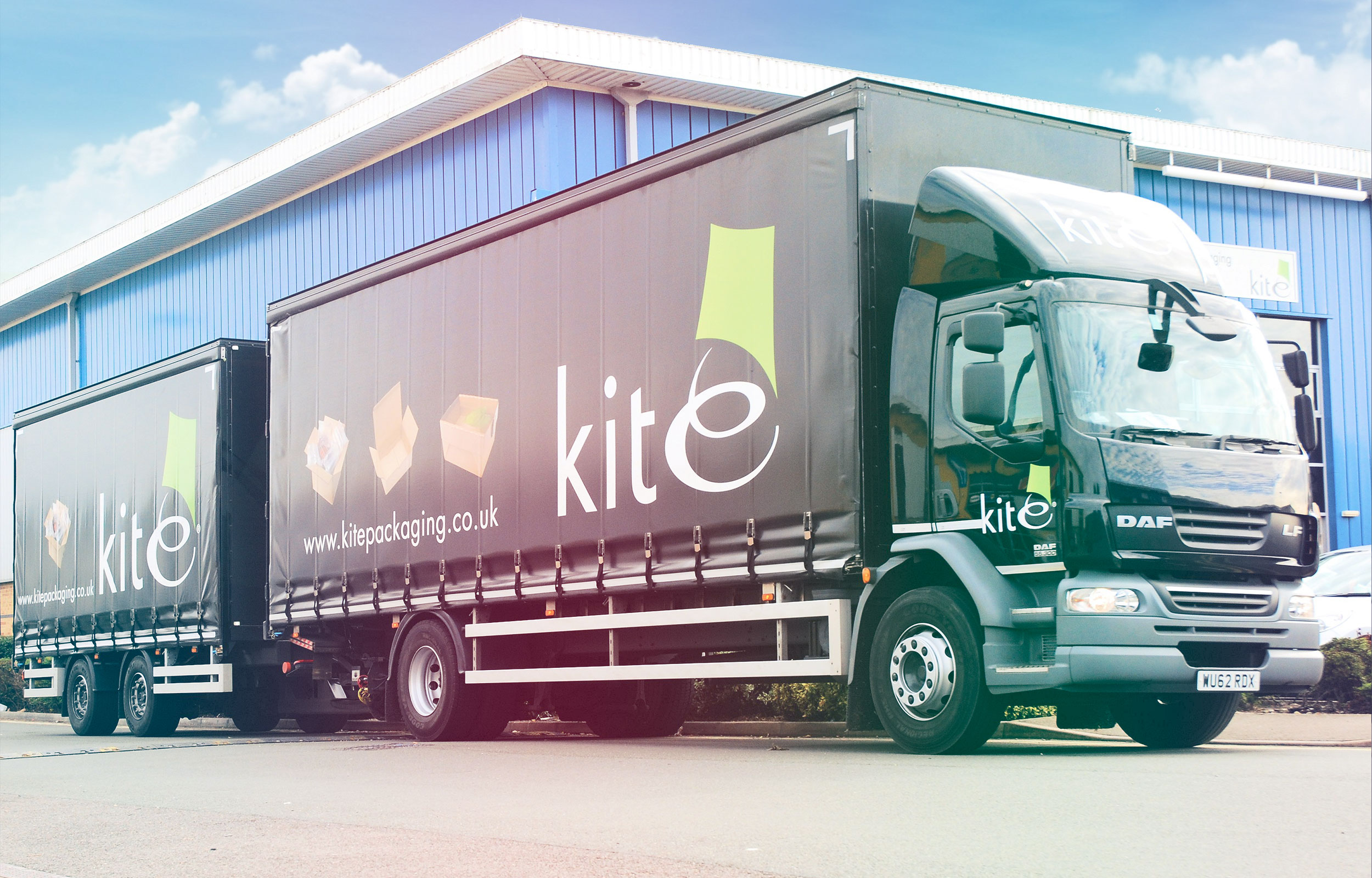 LIMA + Kite Packaging = Agility and resiliency