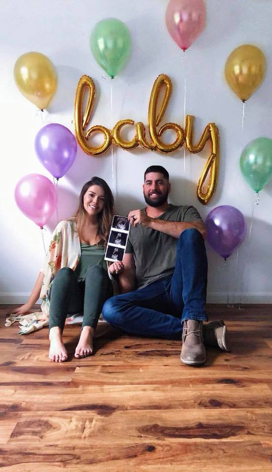 Baby Dankhoff coming April 2019