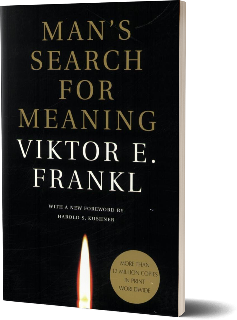 Man's Search for Meaning^by Viktor E. Frankl
