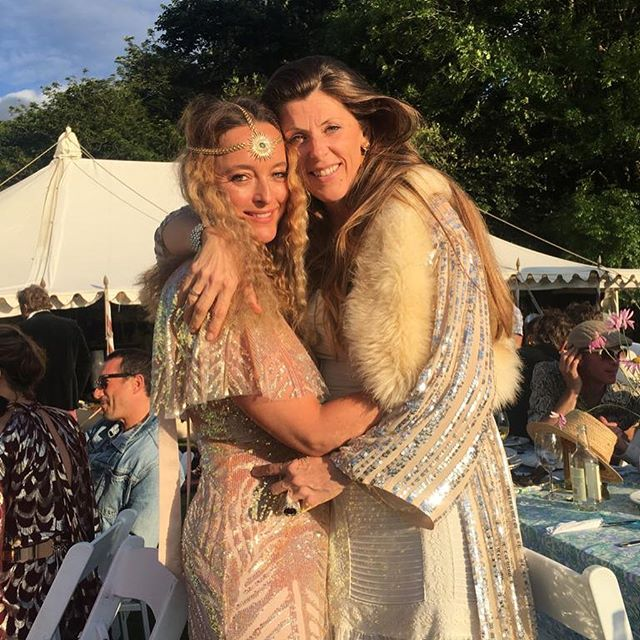 Happy birthday beauty! @alicetemperley thank you so much for inviting us to such a deliciously fun party - big love and may this be your best year yet!