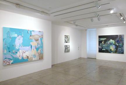 Terrell James - Mooring  Jason McCoy Gallery, New York May 6 - July 02, 2010