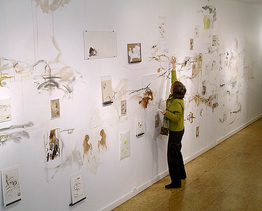 Terrell James - Searoom  Froelick Gallery, Portland, OR 2006