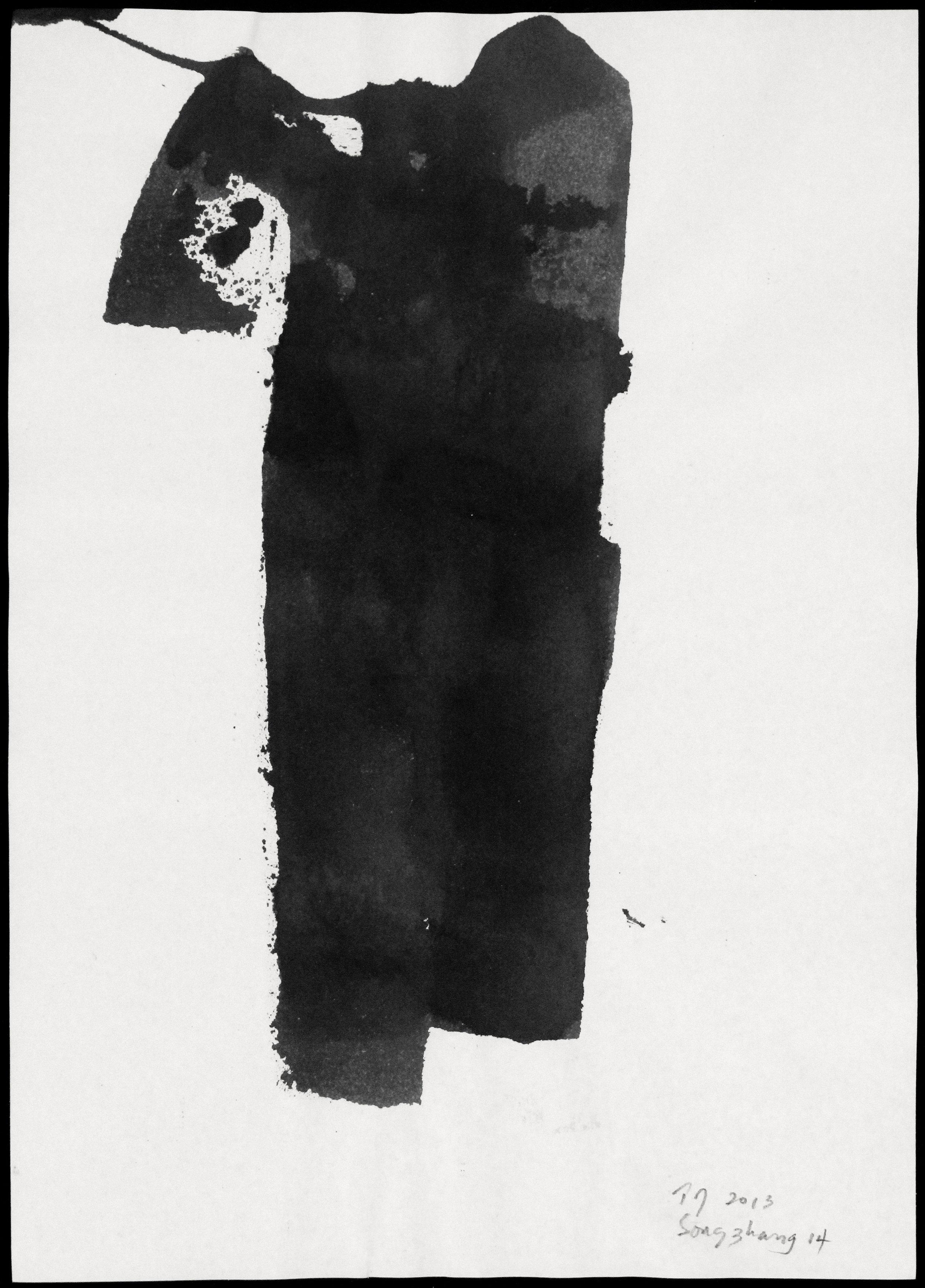 Songzhang 14, 2013, Ink on paper.jpg