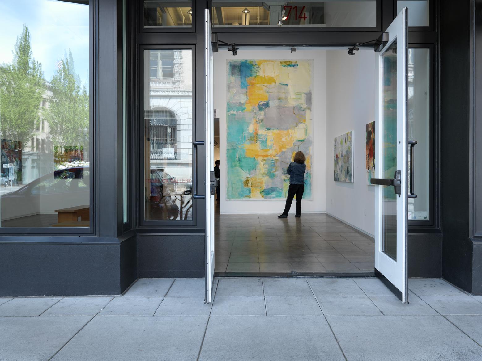 Troupe, 2012   Froelick Gallery,  Portland