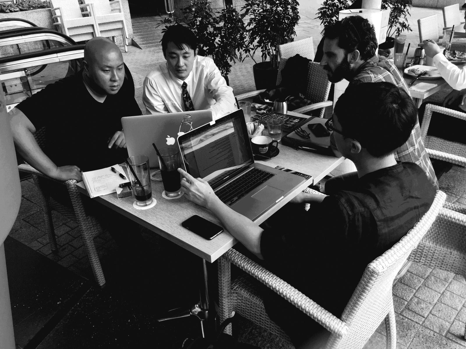 UX - User ResearchUX DesignUI DesignService DesignPrototypingIdeation