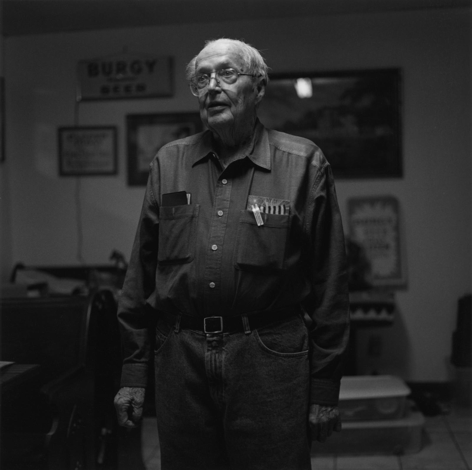 Grandpa Jim, 2004