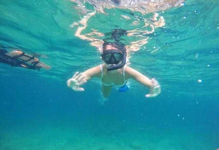 Snorkeling Koh Lanta