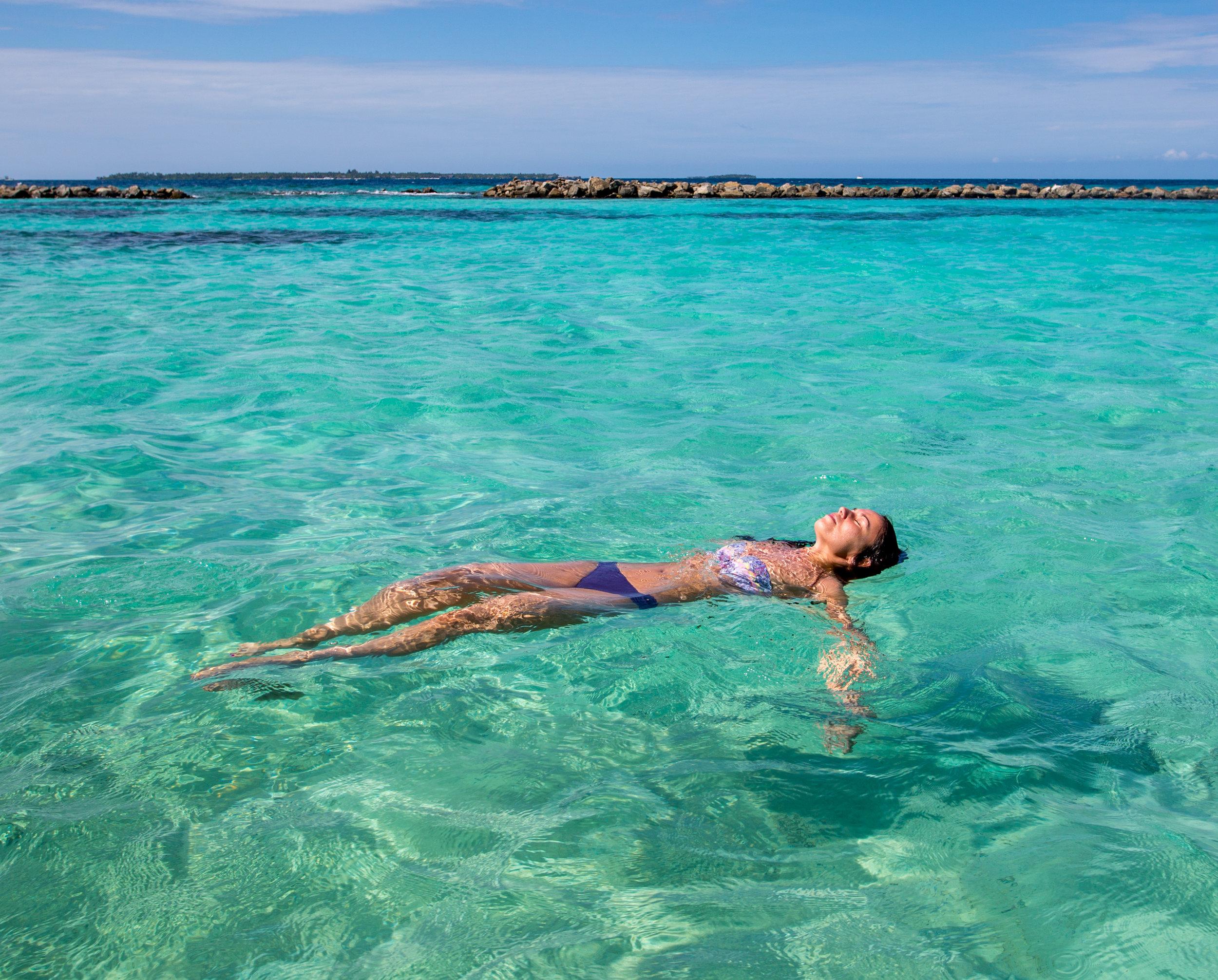 Elisa sea Maldives