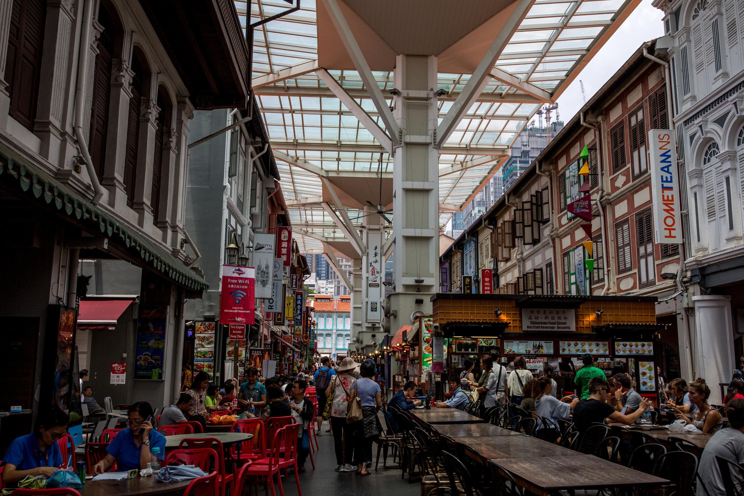 Hawker Chinatown