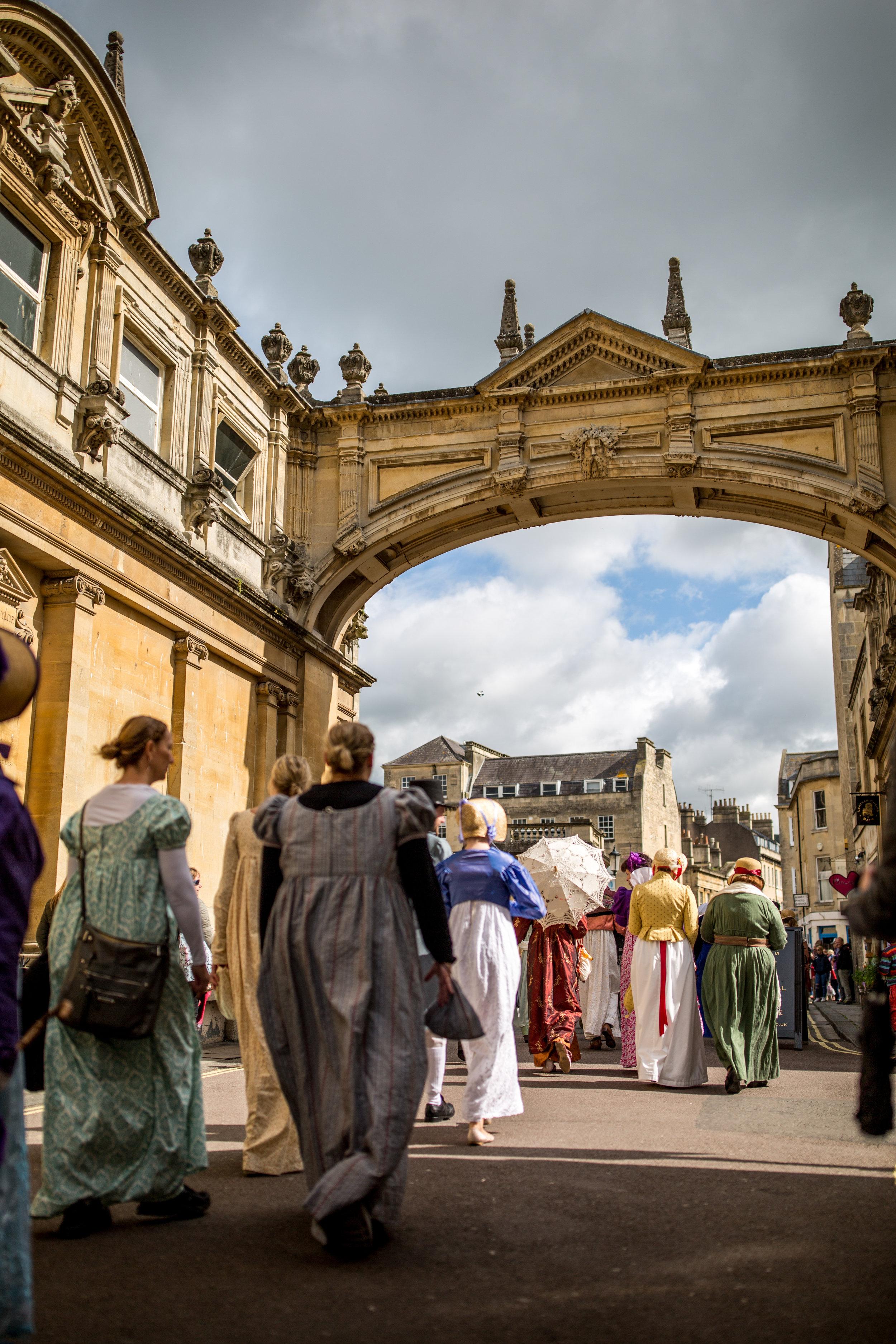 Bath: a weekend away