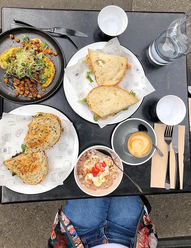 Vegan in Sydney