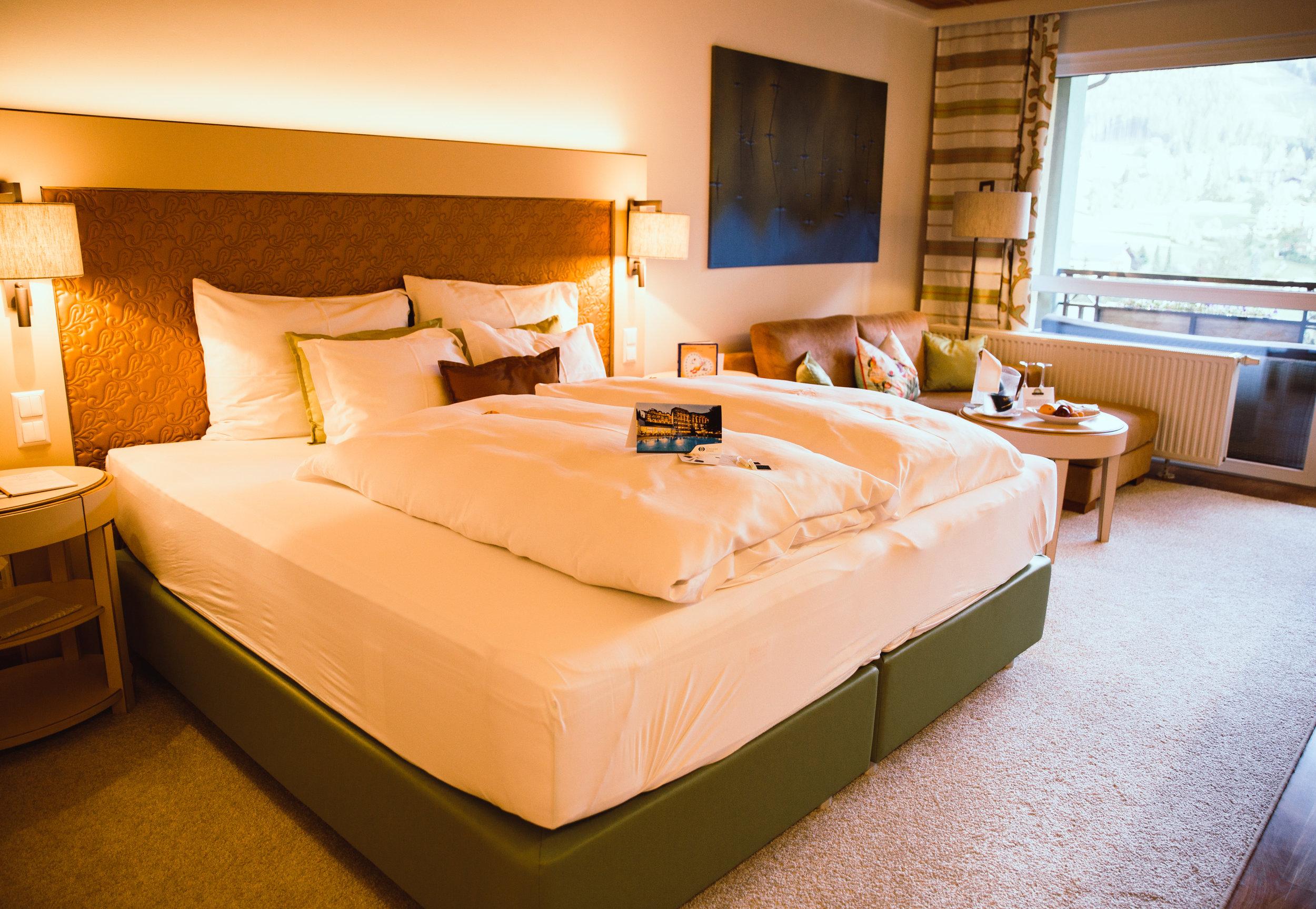 Das Ronacher Therme & Spa Resort