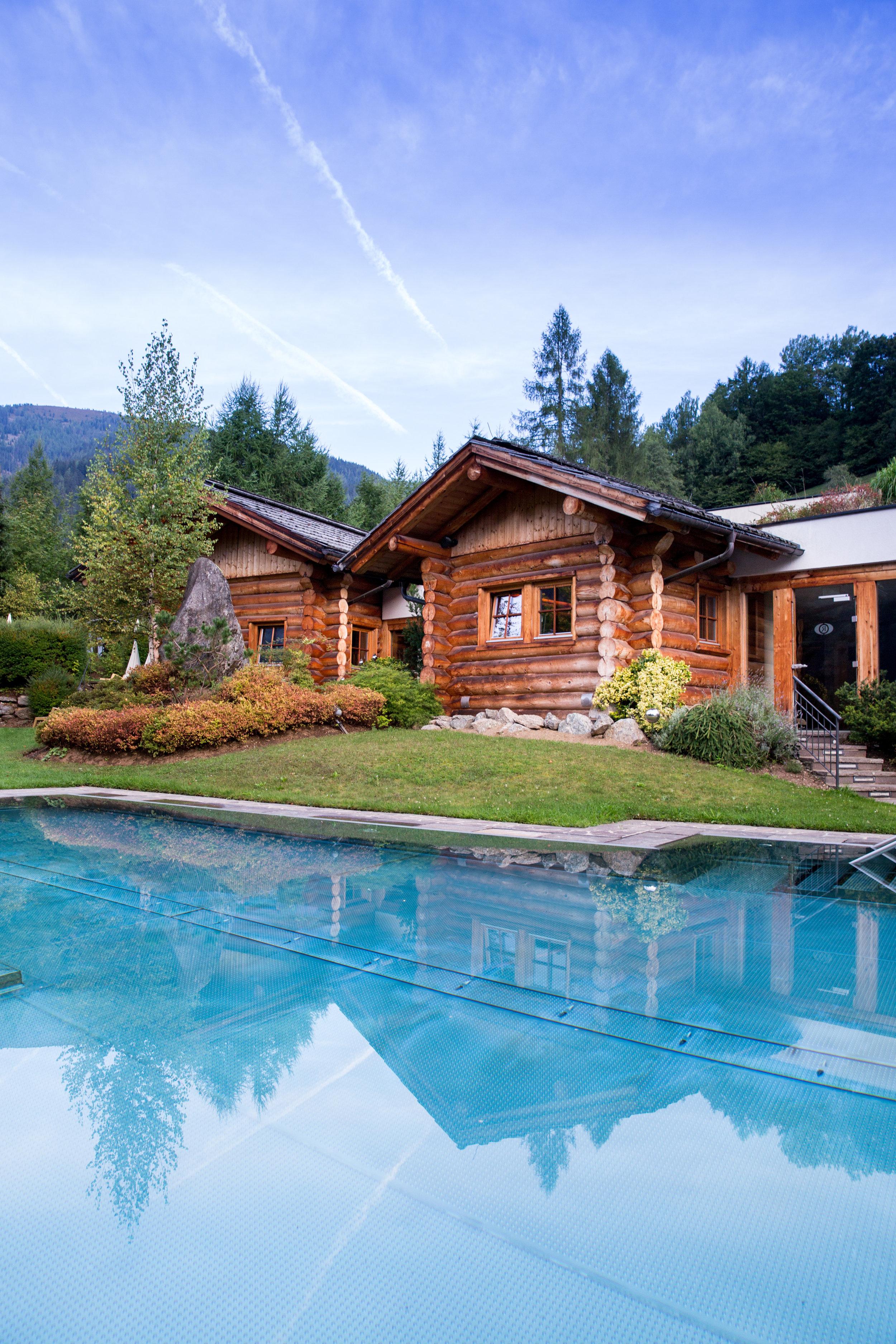 Das Ronacher Therme Spa & Resort
