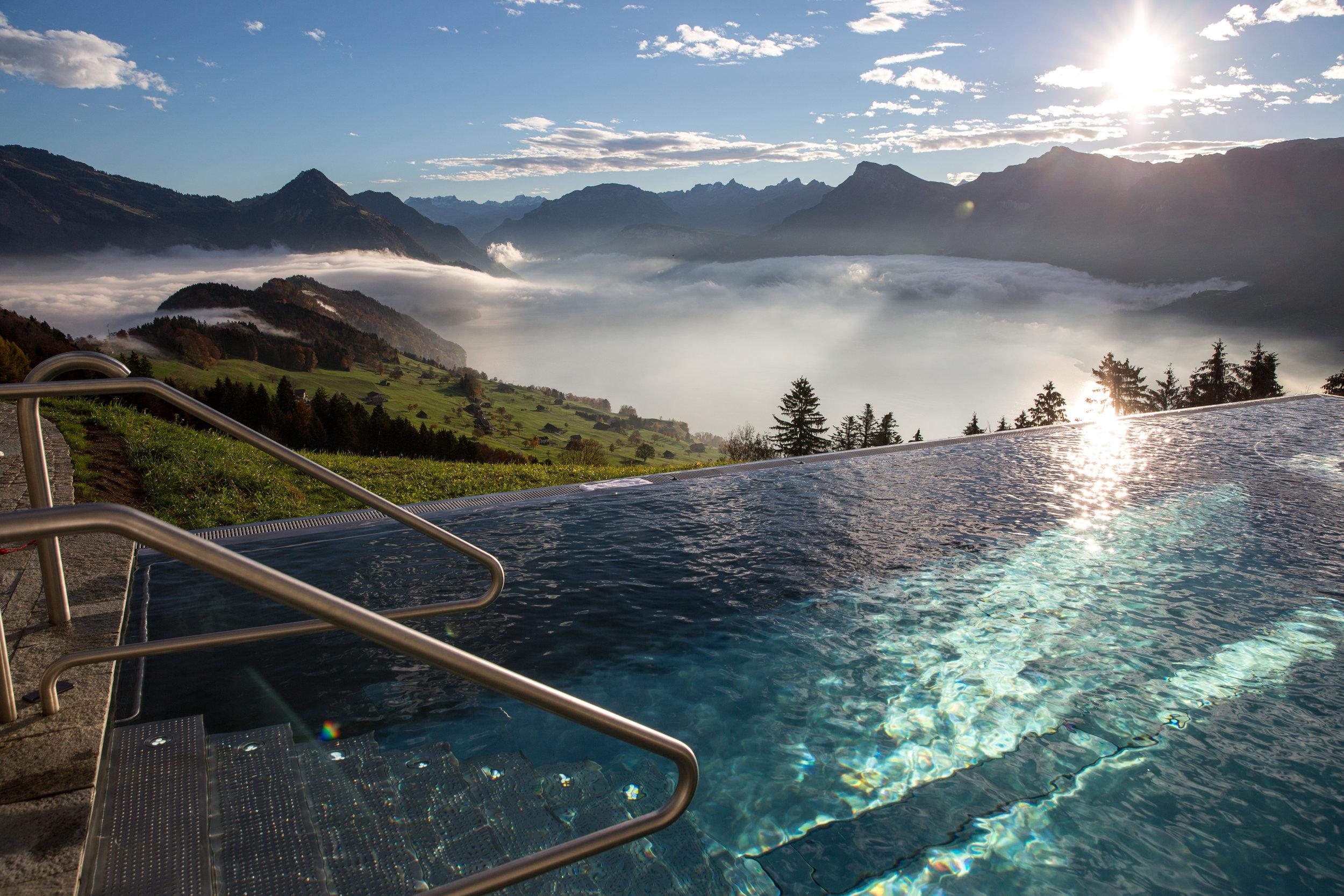 Spa at Hotel Villa Honegg