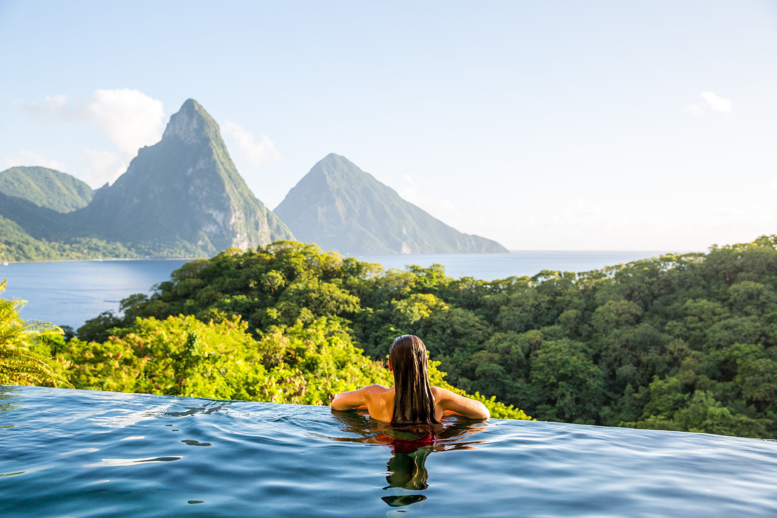 Jade Mountain St. Lucia